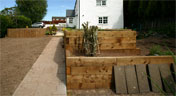 Reclaimed Crossing Timbers Bedford