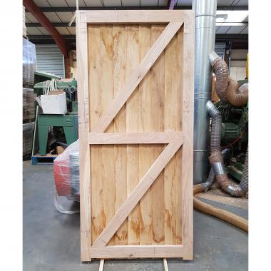 Oak Featheredge Side Gate
