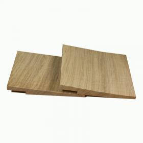 Rebated Character Grade Oak Featheredge Cladding
