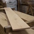 Character Grade Planed All Round Kiln Dried Oak Boards