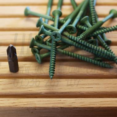 ASP Advanced Protection Timber Decking Screws