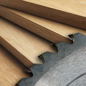 Top Quality Qf1 Kiln Dried Oak Board