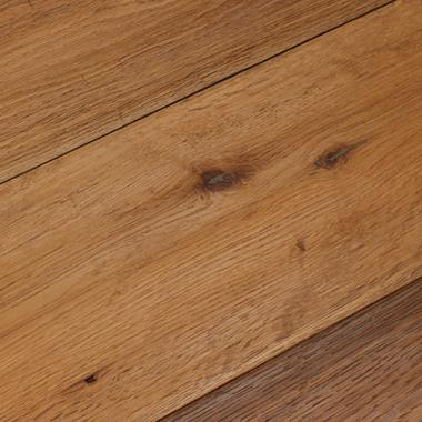 Smoked and Oiled Engineered Oak Flooring 1900 x 190 x 6 20
