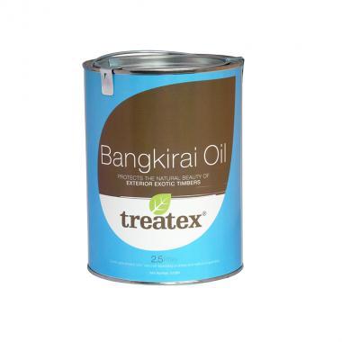 Treatex Bangkirai Yellow Balau Oil
