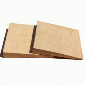 Air Dried Oak Featheredge Cladding SAMPLE
