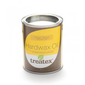 Treatex Hardwax Oil Ultra - Clear Oils - 10 Litre