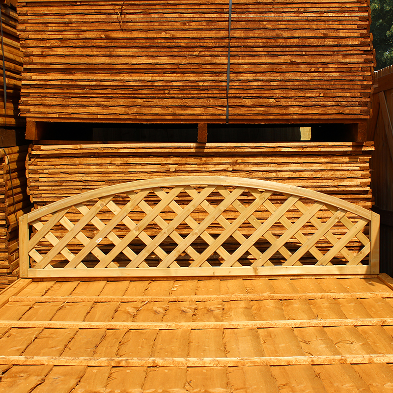 Fencing Panels And Posts Buy Heavy Diamond Lattice