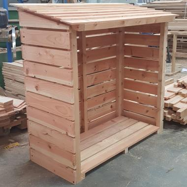 Deluxe Heavy Duty English Larch - Douglas Fir Log Store