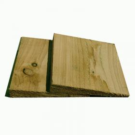 Treated Softwood Featheredge Cladding