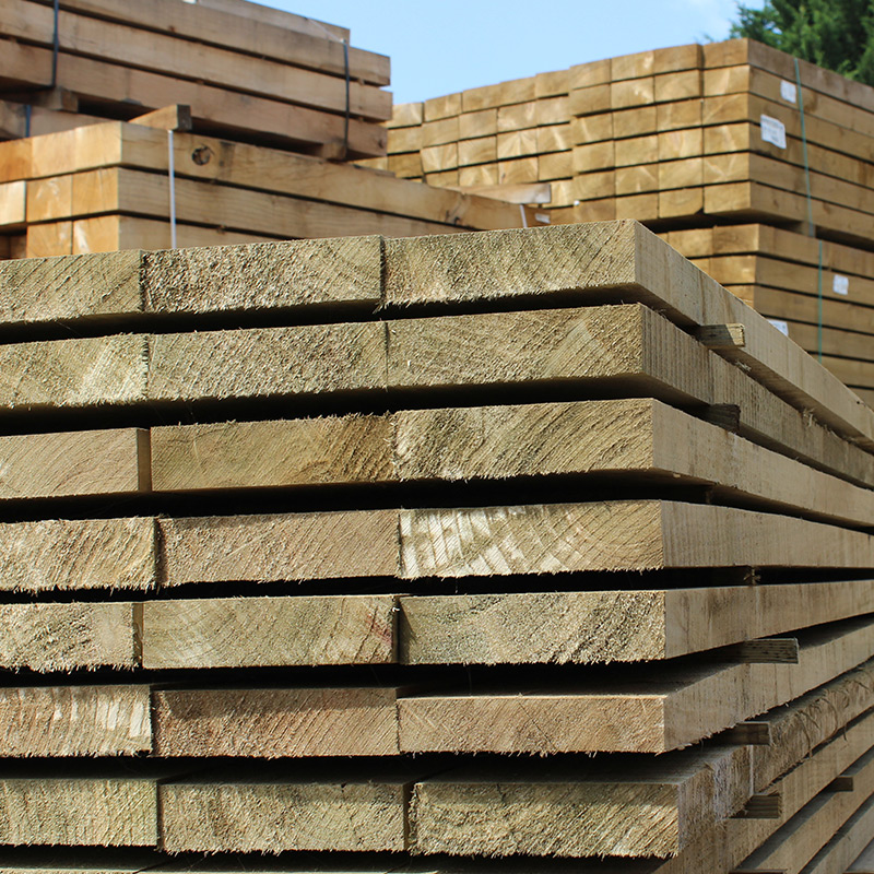 Buy Reclaimed & New Railway Sleepers