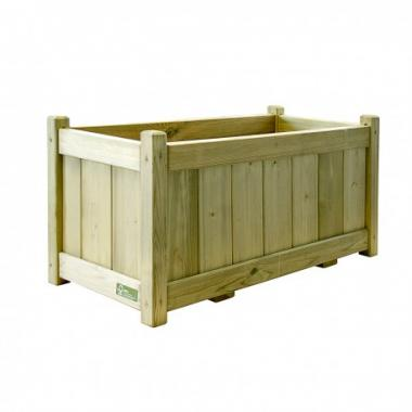 Green Treated Softwood Planter- Ema
