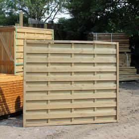 Fencing Panels And Posts Buy Horizontal Panel Online