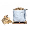 Kiln Dried Hardwood Firewood Bulk Bag