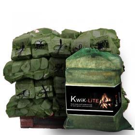 Kwik-Lite Small Hardwood Logs for Chimnea or Firepit
