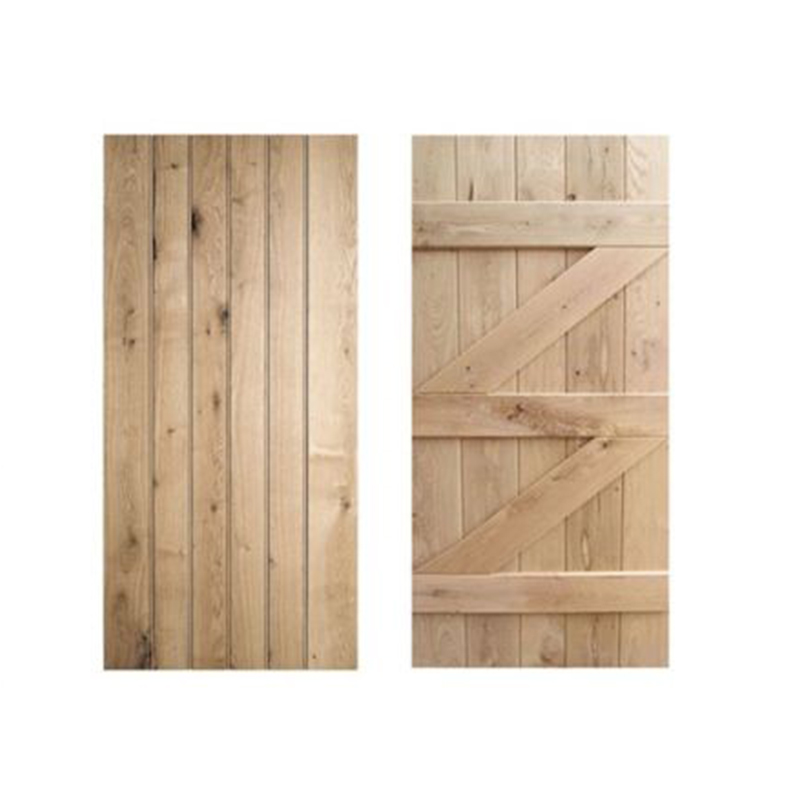 Solid Oak Doors Buy Ledged And Braced Doors Online Uk