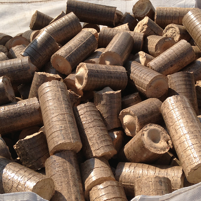 Wood Briquettes Buy Mechanically Pressed High Quality