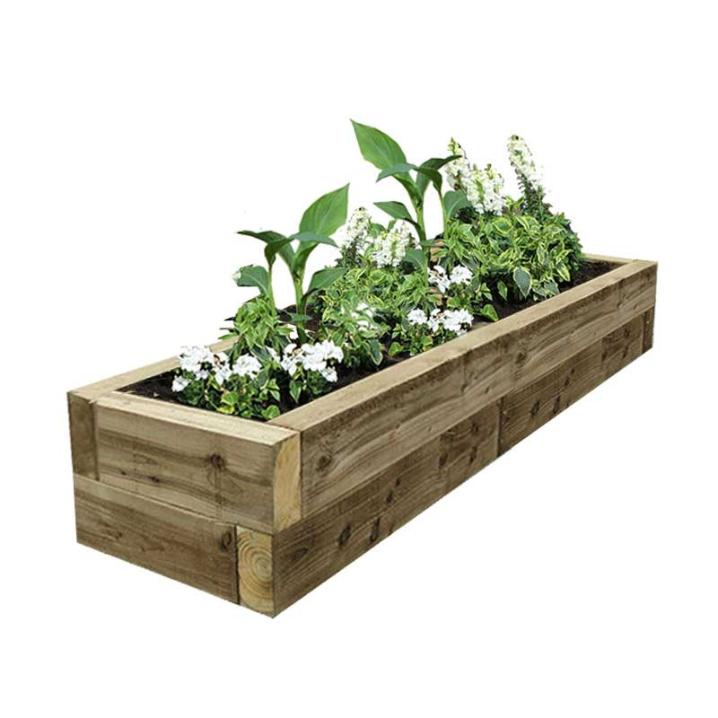 EasyFit Softwood Raised Beds