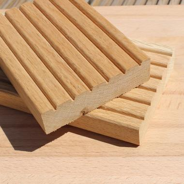 European Oak Decking (100x25mm)