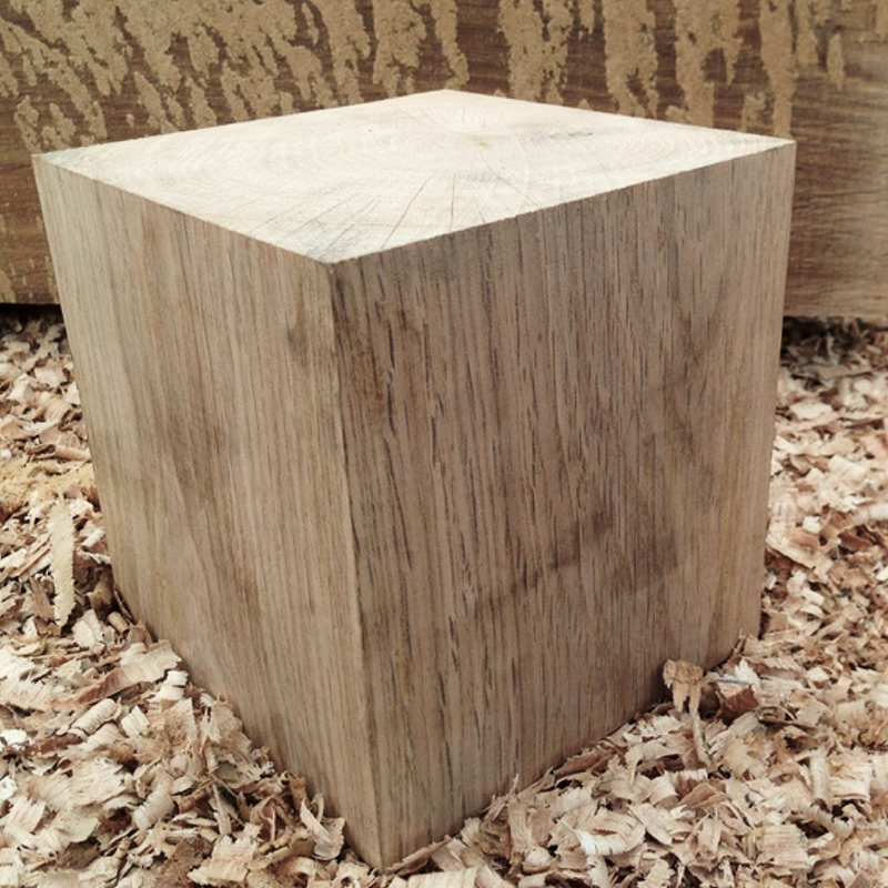 Oak Blocks Buy Solid Oak Cubes Oak Beam Offcuts Online