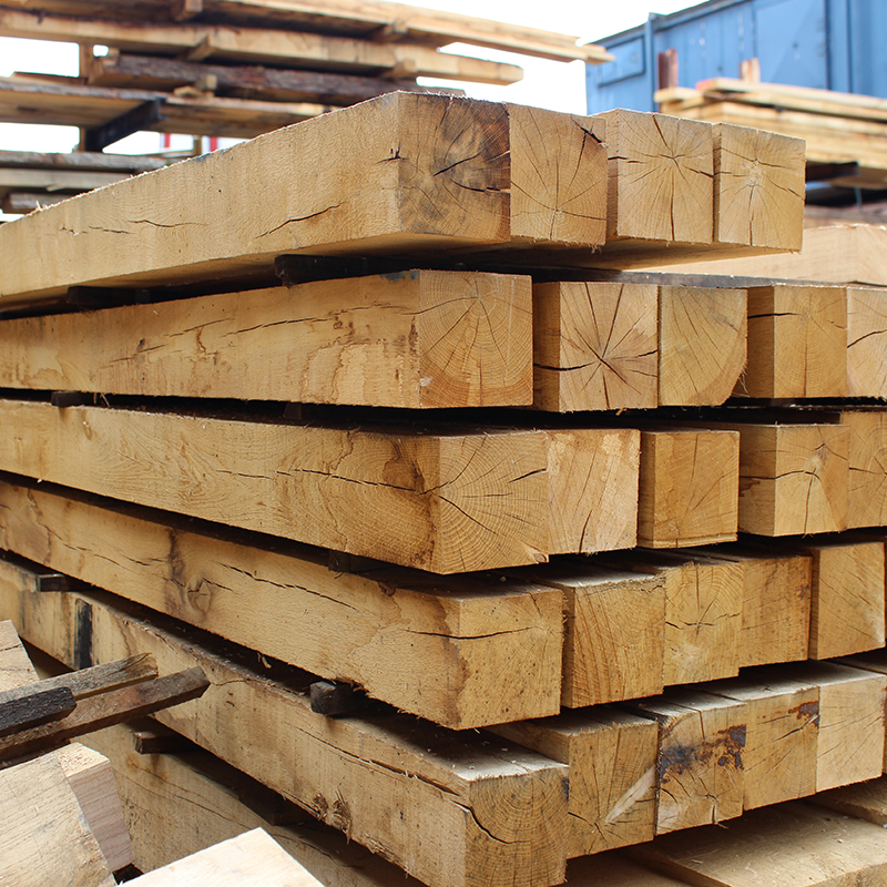 Oak Fencing Buy New Oak Fence Posts Online Uk Sleepers