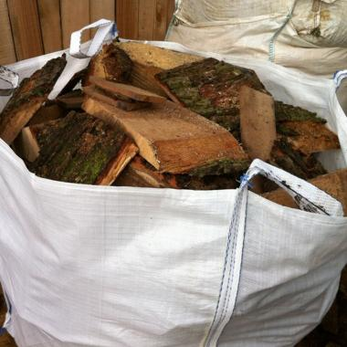 1m3 Builders Bag of Sawmill Offcuts