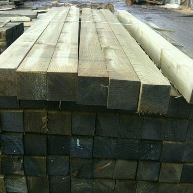 Treated Softwood Posts