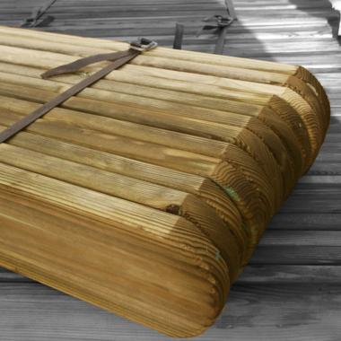 Treated Softwood Picket Pales