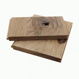 Rustic Grade Unfinished American White Oak Flooring