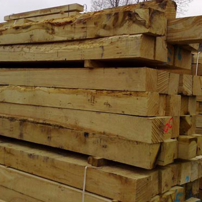 Oak Fencing Buy Rustic Oak Posts Online Uk Sleepers