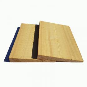 Siberian Larch Featheredge SAMPLE