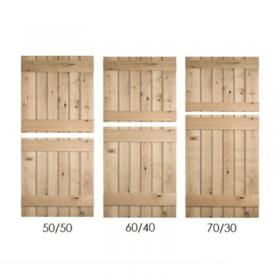 Ledged Stable Doors