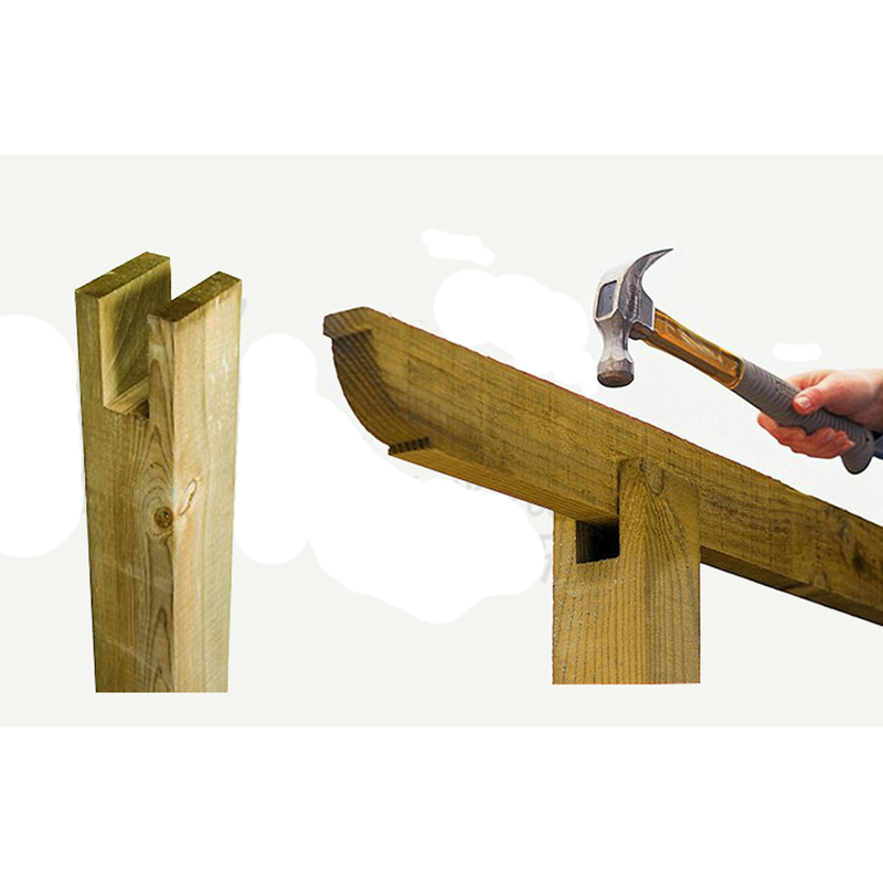 Pergola Joist Designs: Buy Pergola Support Posts 2.4m Online