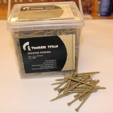 Timber Titan Decking Screws