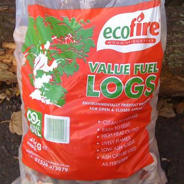 Ecofire Value Fuel Logs
